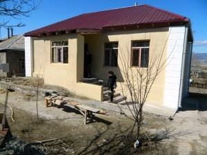 tamir edilen ev